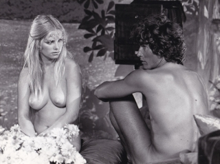 Private Vices, Public Pleasures (Collection of 3 original photographs from the 1976 film). Miklos...