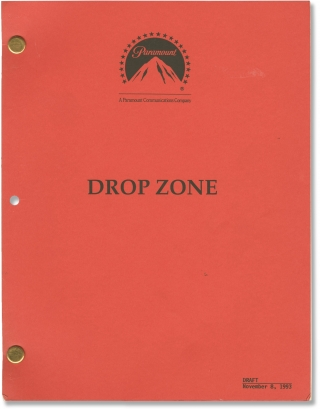 Drop Zone (Original screenplay for the 1994 film). John Badham, Peter Barsocchini Jeb Stuart,...