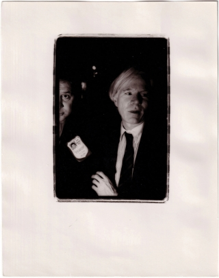 Studio 54 (Archive of 14 original photographs, 1978). William Coupon, Andy Warhol Studio 54,...
