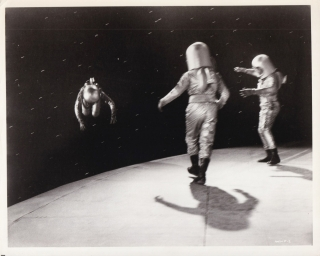 The Wild, Wild Planet (Original photograph from the 1966 film). Antonio Margheriti, Renato...