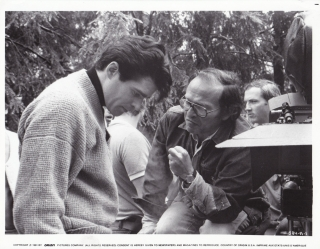 Prince of the City (Original photograph from the set of 1981 film). Robert Daley, Sidney Lumet,...
