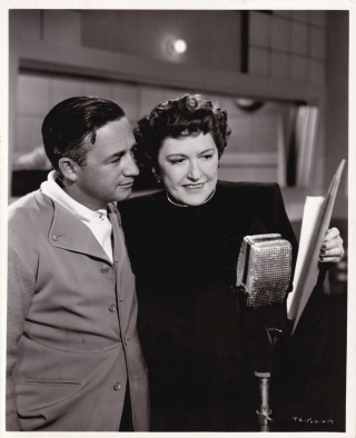 Without Reservations (Original photograph from the set of the 1946 film). Jane Allen, Mae...