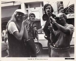 Mad Dogs & Englishmen (Original photograph from the 1971 film). Pierre Adidge, Leon Russell Joe...