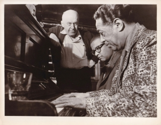 Anatomy of a Murder (Original photograph from the set of the 1959 film). Billy Strayhorn Duke...
