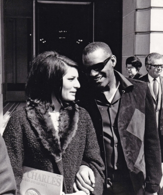 Ray Charles in Paris