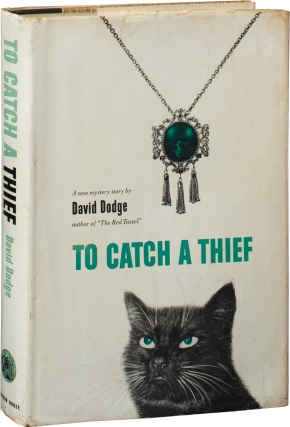 To Catch a Thief (First Edition). David Dodge