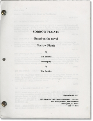 Floating Away [Sorrow Floats] (Original screenplay for the 1998 television film). John Badham,...