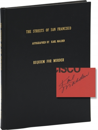 The Streets of San Francisco: Requiem for Murder (Original screenplay for the 1976 television...