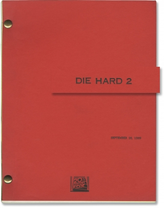 Die Hard 2 (Original screenplay for the 1990 film). Renny Harlin, Doug Richardson, Walter Wager,...