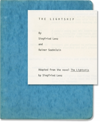 The Lightship (Original screenplay for the 1985 film). Jerzy Skolimowski, Siegfried Lenz, Rainer...