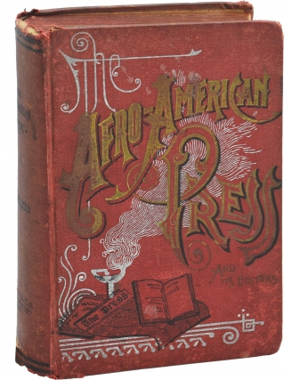 The Afro-American Press and Its Editors (First Edition). Garland I. Penn, Booker T. Washington...