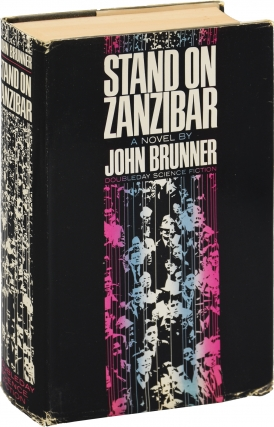 Stand On Zanzibar (First UK Edition). John Brunner