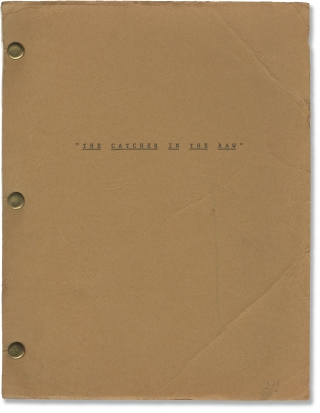 Beautiful People [The Catcher in the Raw] (Original screenplay for the 1971 film). Louis...
