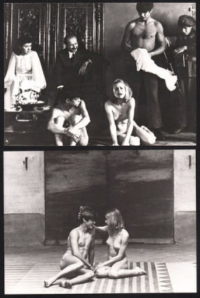 Salo, or the 120 Days of Sodom (Collection of six original photographs from the 1975 film). Pier...