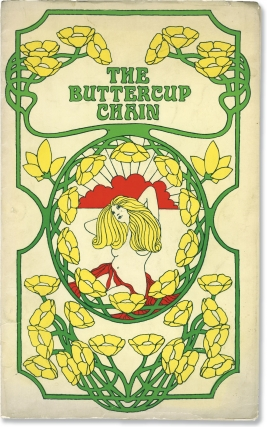The Buttercup Chain (Original screenplay for the 1970 film). Robert Ellis Miller, Janice Elliott,...