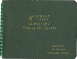 Archive of photographs from Les Gotches Square Dance Institute at Kirkwood Lodge on Missouri's...