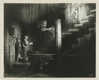 House of Dracula (Original photograph from the 1945 film). Erle C. Kenton, Edward T. Lowe, John...