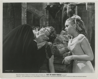 Taste the Blood of Dracula (Original photograph from the 1970 film). Peter Sasdy, Anthony Hinds,...