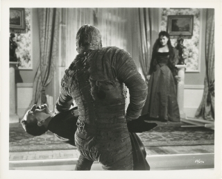 The Mummy (Collection of 10 original photographs from the 1959 film). Terence Fisher, Jimmy...