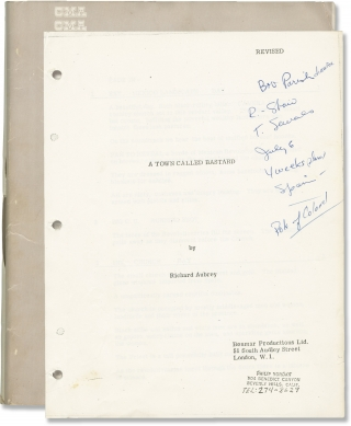 A Town Called Hell [A Town Called Bastard] (Original screenplay for the 1971 film, with an...