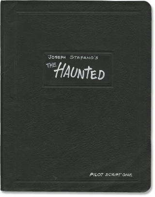 The Ghost of Sierra de Cobre [The Haunted] (Archive of material relating to the 1964 television...