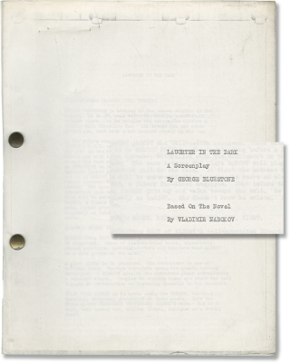 Laughter in the Dark (Three original screenplays for the 1969 film). Vladimir Nabokov, Tony...