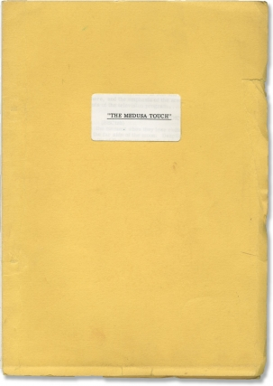 The Medusa Touch (Archive of two original screenplays for the 1978 film). Jack Gold, Peter Van...