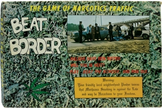 Beat the Border: The Game of Narcotics Traffic