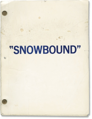Snowbound (Original screenplay for an unproduced film). Bill Pronzini, David Yates, Christopher...