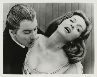 Dracula: Prince of Darkness (Original photograph from the 1966 film). Terence Fisher, Bram...