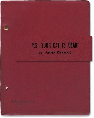 P.S. Your Cat Is Dead! (Original script for the 1975 play). James Kirkwood Jr., Vivian Matalon,...