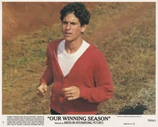 Our Winning Season (Collection of eight original color photographs from the 1978 film). Joseph...