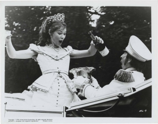 The Music Lovers (Collection of five original photographs from the 1970 film). Ken Russell,...