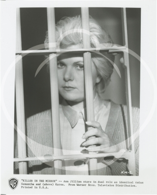 Killer in the Mirror (Collection of five original photographs from the 1986 television film)....
