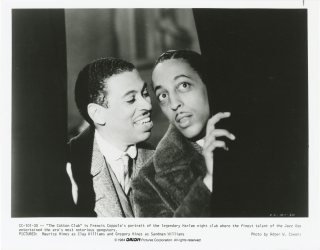 The Cotton Club (Three original photographs from the 1984 film). Francis Ford Coppola, James...