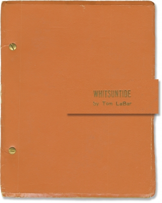 Whitsuntide (Original script for the 1972 play). Tom LaBar, George DiCenzo, Joyce Elliott,...