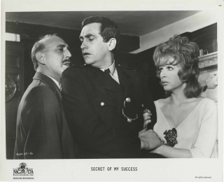 The] Secret of My Success (Original photographs from the 1965 film). Andrew L. Stone, Stella...