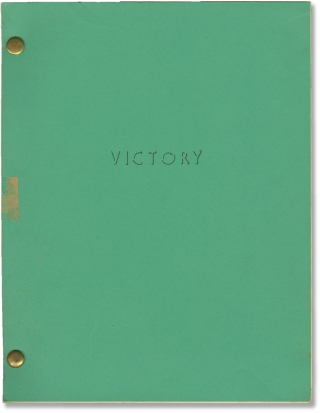 Victory (Original screenplay for an unproduced film). Joseph Conrad, Jeremy Larner, novel,...