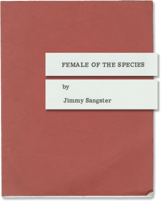 Deadlier Than the Male [Female of the Species] (Original screenplay for the 1967 film). Ralph...