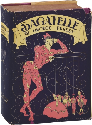 Bagatelle and Some Other Diversions (First Edition). Marjorie Bowen, George R. Preedy