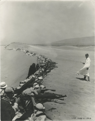 Lawrence of Arabia (Original oversize photograph from the 1962 film). David Lean, T. E. Lawrence,...