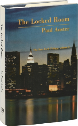 The Locked Room (First Edition). Paul Auster