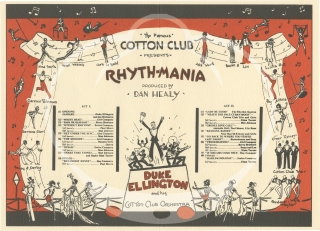 The Cotton Club: Rhyth-Mania