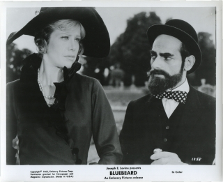 Bluebeard [Landru] (Collection of 16 original photographs from the 1963 film). Claude Chabrol,...