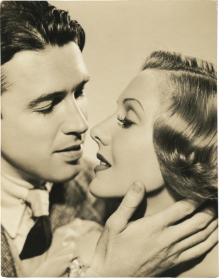 You Can't Take It with You (Original photograph of James Stewart and Jean Arthur from the 1938...