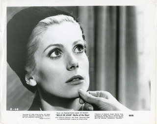 Belle de Jour (Collection of eight original photographs from the US release of the 1967 French...