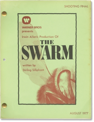 The Swarm (Original screenplay for the 1978 film). Irwin Allen, Arthur Herzog III, Stirling...