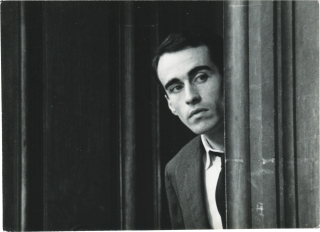 Pickpocket (Two original photographs from the 1959 film). Robert Bresson, Marika Green Martin...