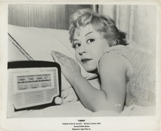 Nights of Cabiria [Cabiria] (Two original photographs from the 1957 film). Federico Fellini,...
