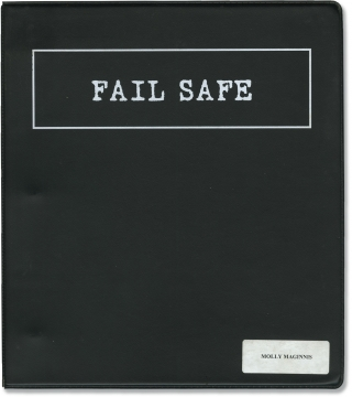 Fail Safe (Original screenplay for the 2000 television film, signed by cast and crew). George...